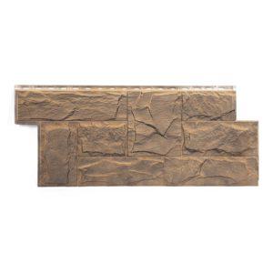Купить Фасадная панель Т-Сайдинг Гранит леон Алтай