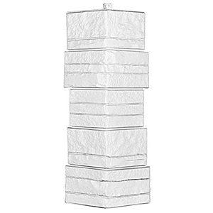 Купить Угол фасадный Т-Сайдинг Альпийская сказка Белый
