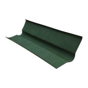 Ендова для ондулина зеленая