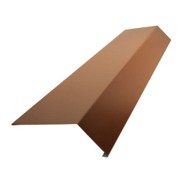 Купить Карнизная планка Doсke капельник коричневая