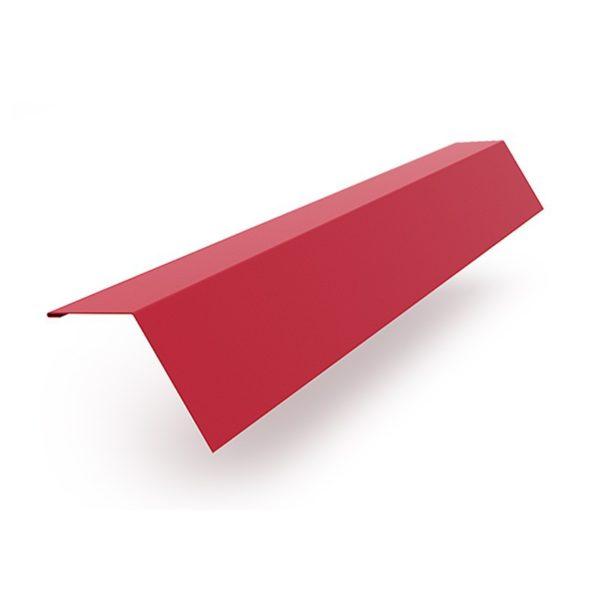Купить Карнизная планка Doсke капельник красная