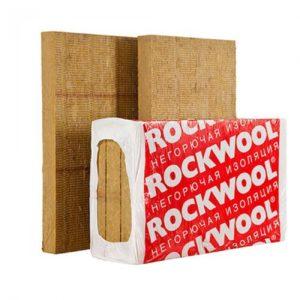 Базальтовая вата Rockwool Эконом - 27 50x600x1000-12шт/уп (1уп=0,36м3=7,2м2