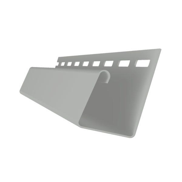 Купить Профиль универсальный Grand Line ЯФАСАД Серый
