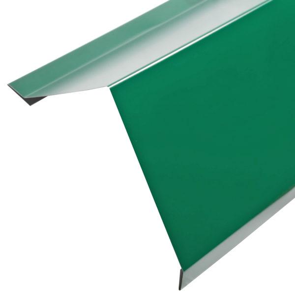 Купить Торцевая планка Doсke ветровая зеленая
