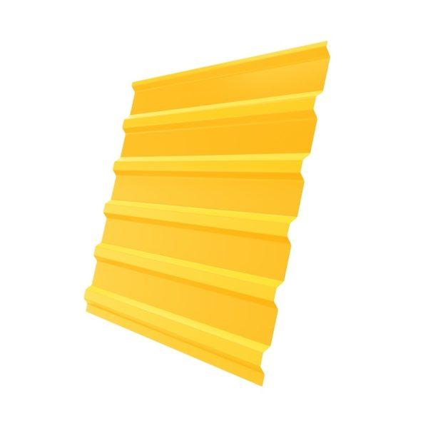 Купить Профнастил С-20 Полиэстер RAL 1018 Цинково-желтый