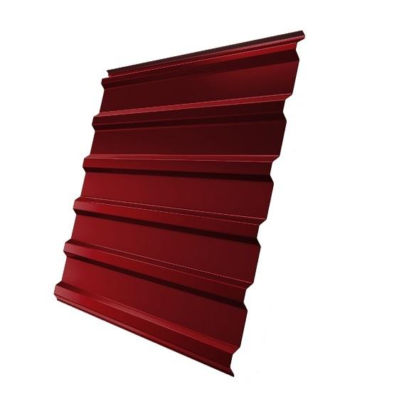 Купить Профнастил С-20 Полиэстер RAL 3011 Красно-коричневый