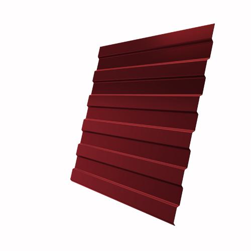 Купить Профнастил С-8 Полиэстер RAL 3011 Красно-коричневый