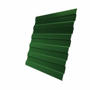 Купить Профнастил С-8 Полиэстер RAL 6002 Зеленая листва
