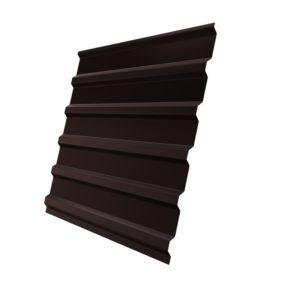 Купить Профнастил С-20 Полиэстер RAL 8017 Шоколадно-коричневый