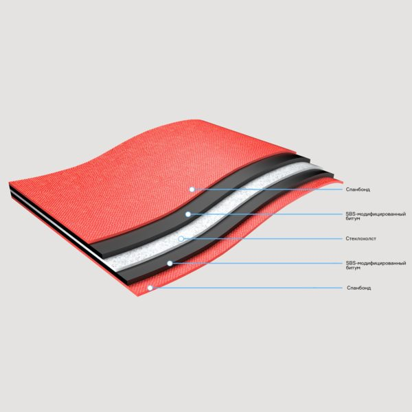 Подкладочный ковер D-Basis Comfort GLASS 1x30м