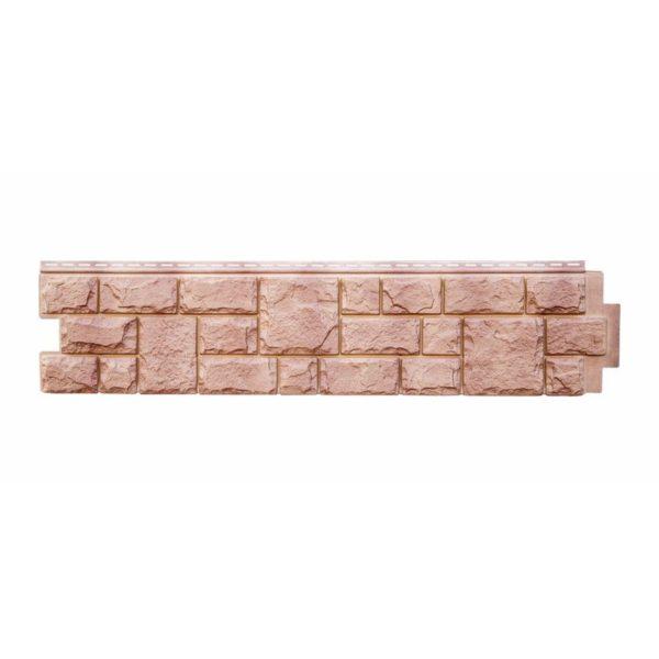 Купить Фасадная панель ЯФасад Гранд Лайн Екатерининский камень Бронза