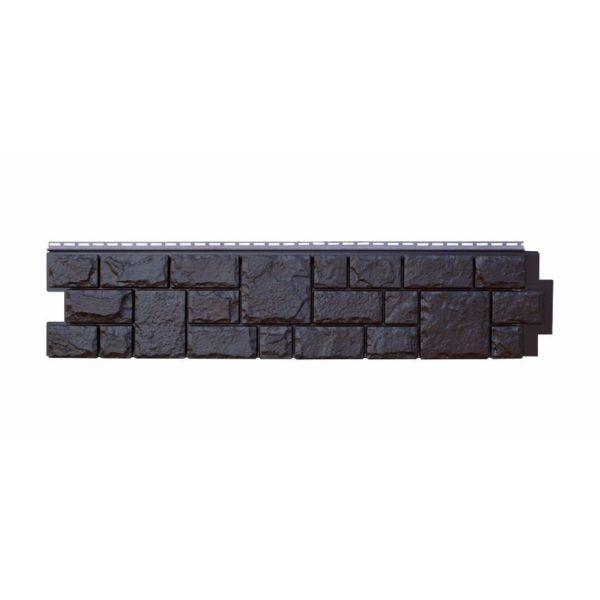 Купить Фасадная панель ЯФасад Grand Line Екатерининский камень Уголь
