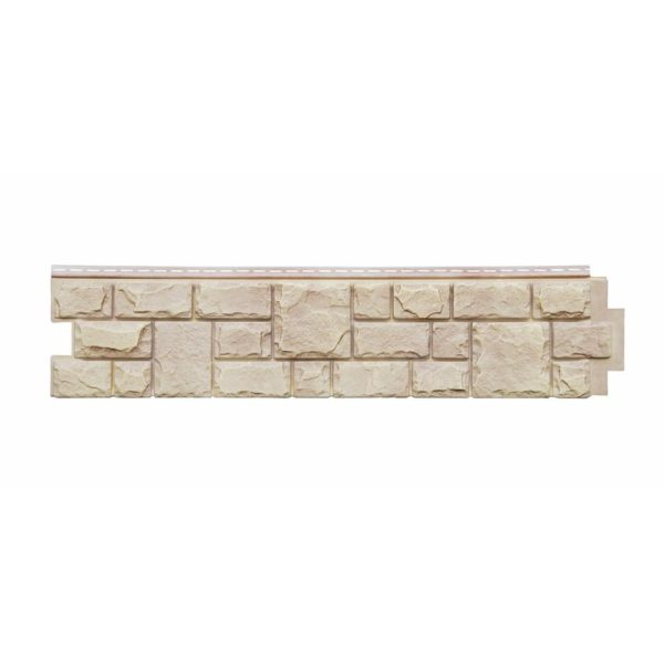Купить Фасадная панель ЯФасад Grand Line Екатерининский камень Жемчуг