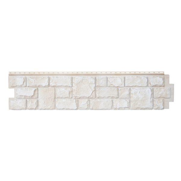 Купить Фасадная панель ЯФасад Гранд Лайн Екатерининский камень Слоновая кость