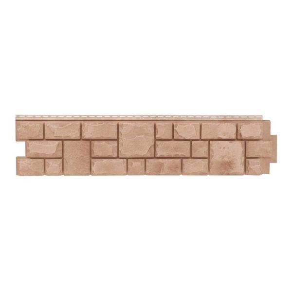 Купить Фасадная панель ЯФасад Гранд Лайн Екатерининский камень Янтарь
