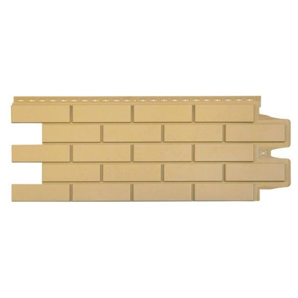 купить Фасадная панель Grand Line клинкерный кирпич песочный
