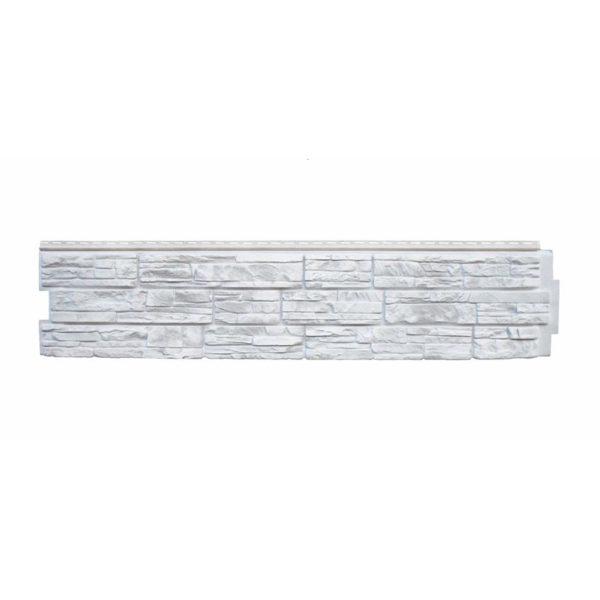 Купить Фасадная панель ЯФасад Гранд Лайн Крымский сланец Серебро