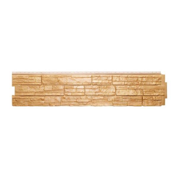 Купить Фасадная панель ЯФасад Гранд Лайн Крымский сланец Песок