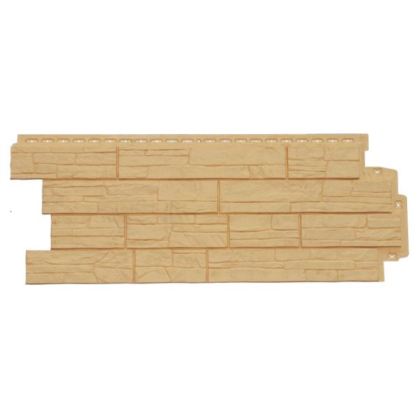 Купить Фасадная панель Grand Line сланец песочный