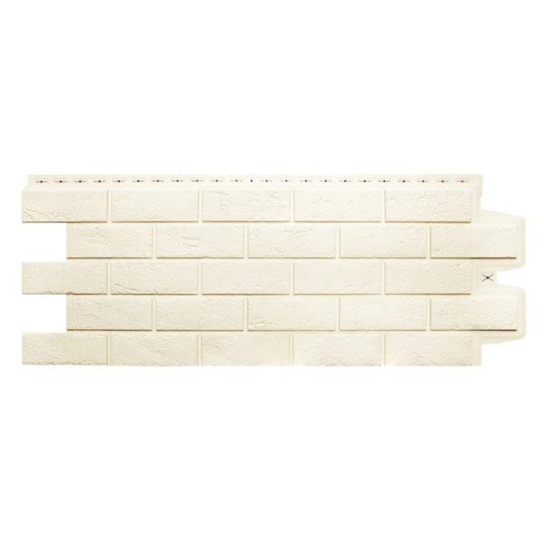 Купить Фасадная панель Grand Line состаренный кирпич молочный