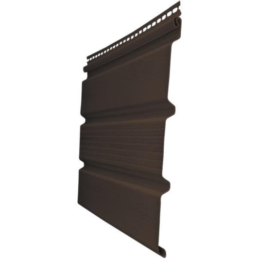 Купить Софит Grand Line коричневый с центральной перфорацией