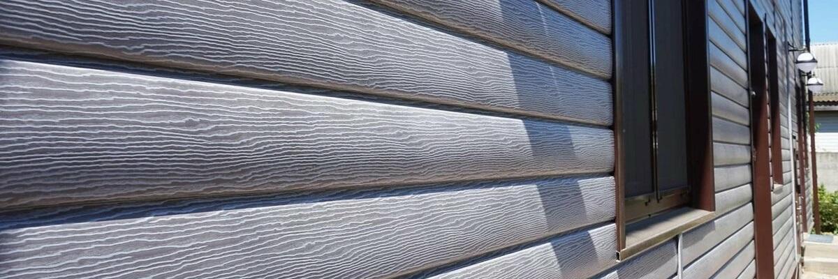 Купить фасадные материалы для наружной отделки