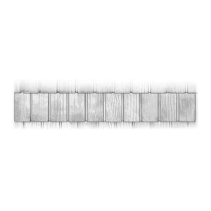 Купить Фасадная панель ЯФасад Гранд Лайн Сибирская дранка