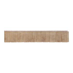 Купить Фасадная панель ЯФасад Гранд Лайн Сибирская дранка Песок