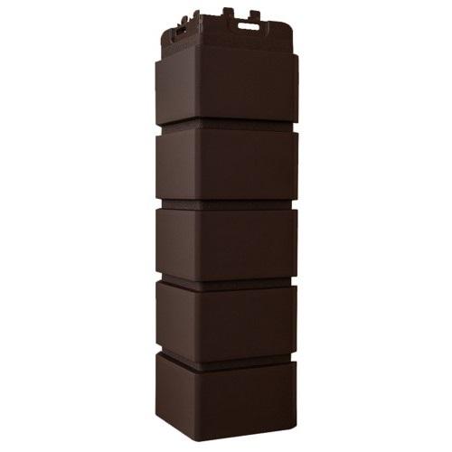 Купить Угол Гранд Лайн клинкерный кирпич коричневый