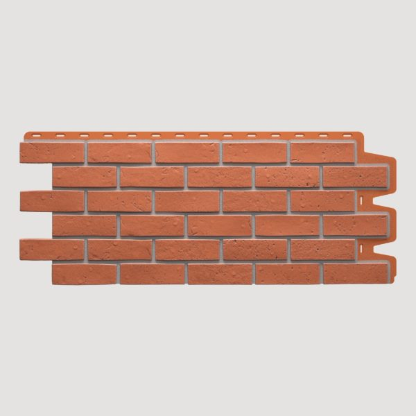 Купить Фасадные панели Деке Berg Кирпичный