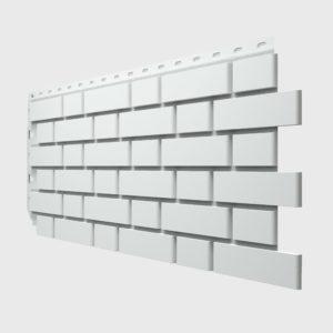 Купить Фасадные панели Деке Flemish Белый