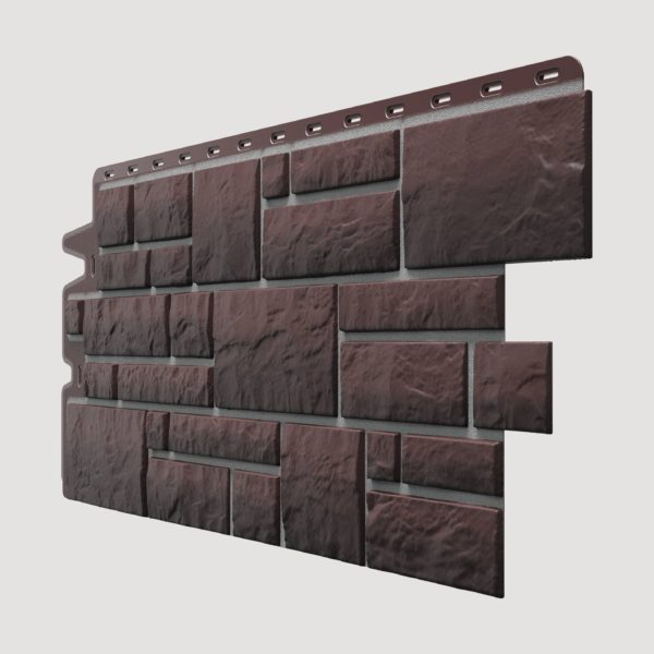 Купить Фасадные панели Docke Burg Земляной
