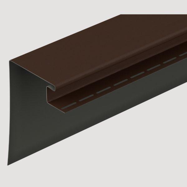 Купить Фасадный околооконный профиль Деке Шоколад