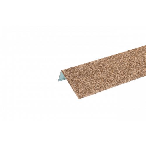 Купить Наличник оконный металлический Песчаный