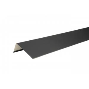 Цена на Наличник оконный металлический (полиэстр) серый