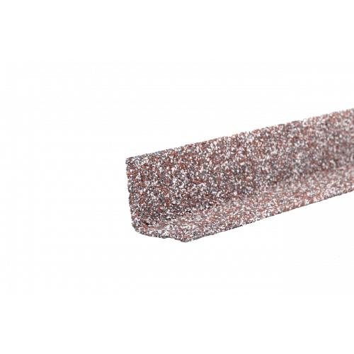 Купить Уголок металлический внутренний Мраморный