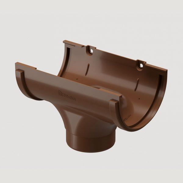 Купить Воронка Деке коричневый