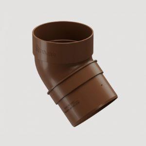Цена на Колено 45 Деке коричневый