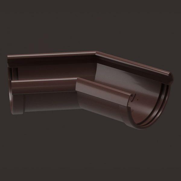 Купить Угол 135 Docke Lux шоколад