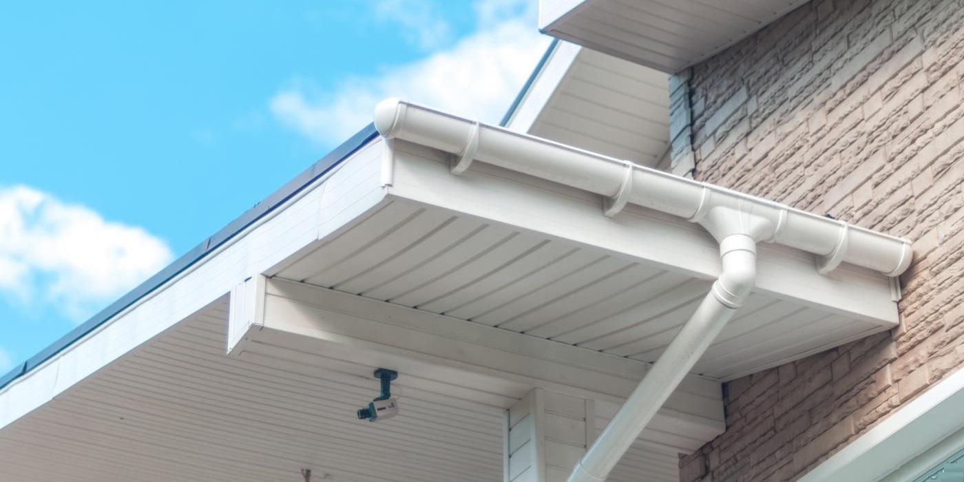 купить пластиковые водостоки +для крыши цена