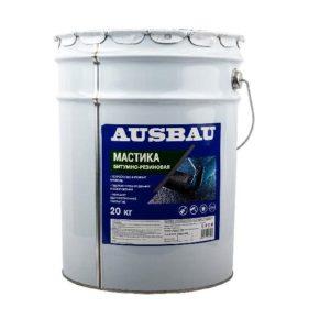 Купить Мастика битумно-резиновая Ausbau