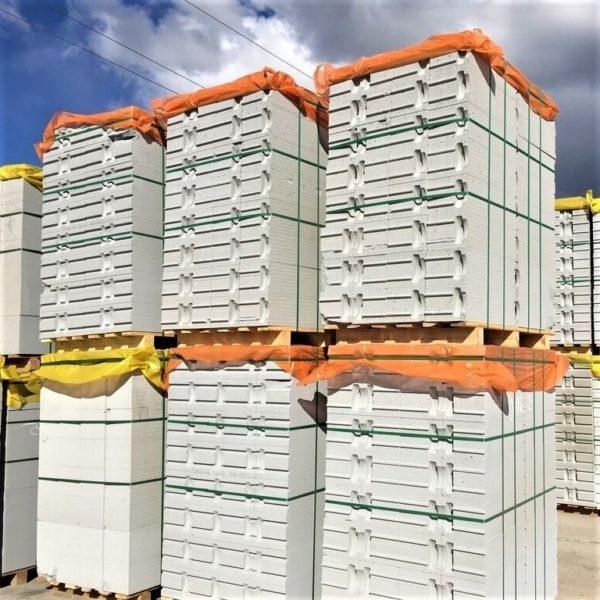 газобетонные блоки 100