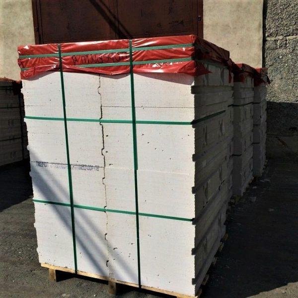 Блок газобетонный Поревит D500 625х250х200мм