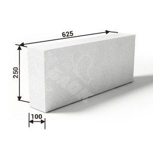 Купить Газобетонные блоки Инси 100 мм