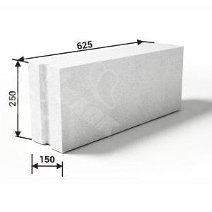 Цена на Газобетонный блок Инси 150 мм